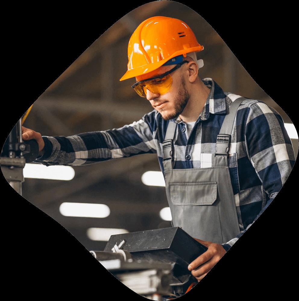 Gluk Industrial - Sistema de Gestão para Indústrias