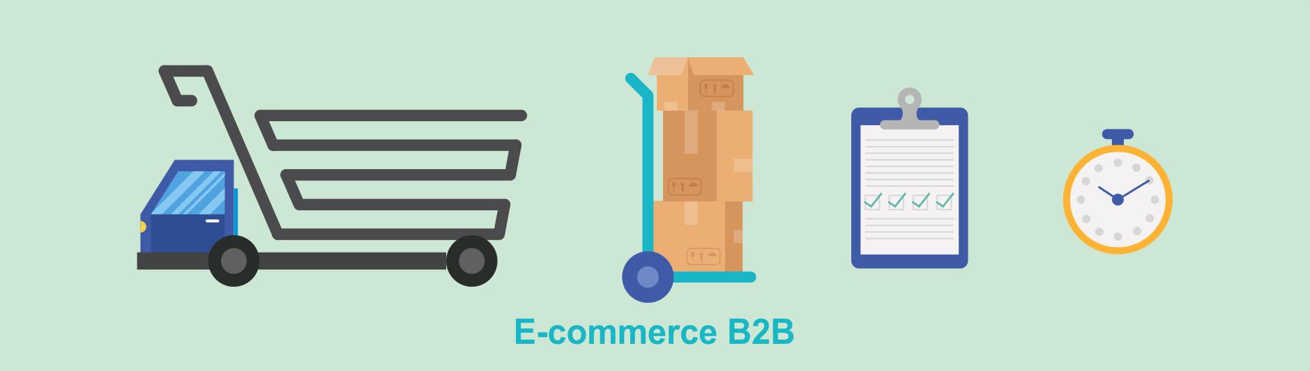 O Comércio online B2B está crescendo e pode ser uma ótima oportunidade para sua empresa