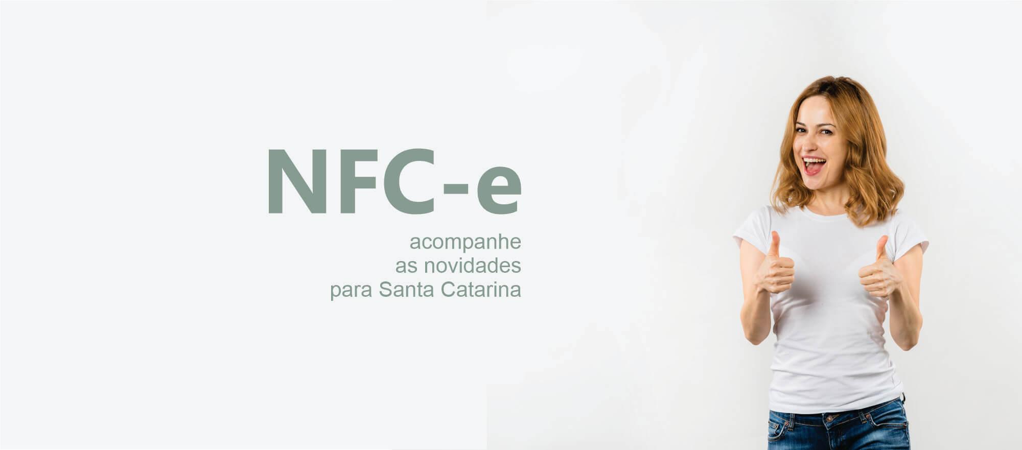 A Nota Fiscal do Consumidor Eletrônico (NFC-e) agora é realidade em Santa Catarina