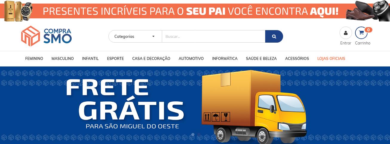 CDL São Miguel do Oeste lança Marketplace regional desenvolvido pela Gluk Sistemas